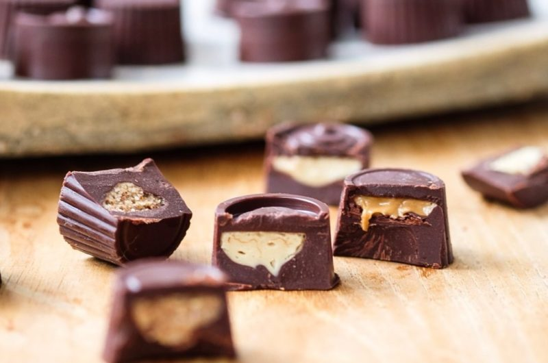 Sugar Free Chocolate Butter Centres