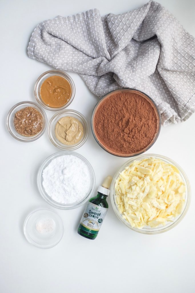 Sugar Free Chocolate Butter Centers ingredients