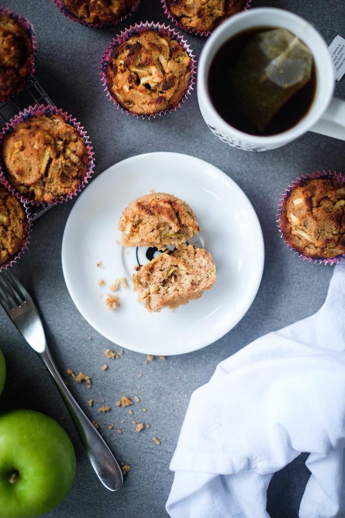 Apple Pie Cinnamon Muffins 2