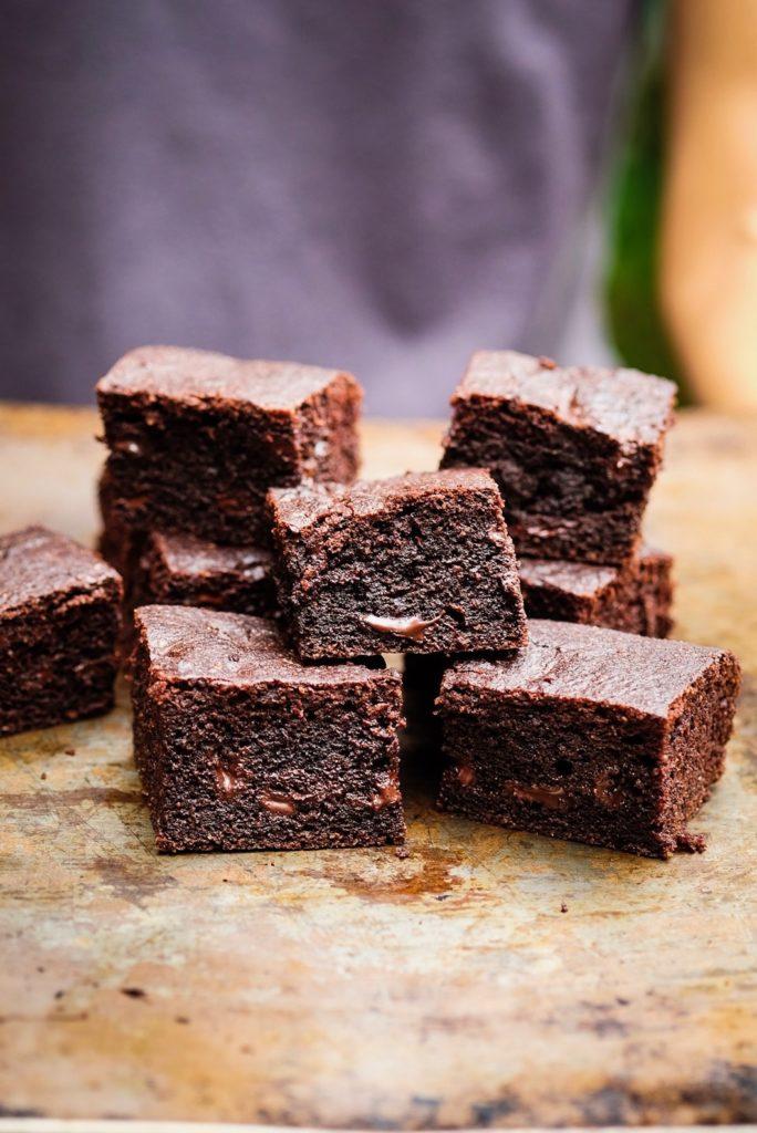 Chocolate Brown bites