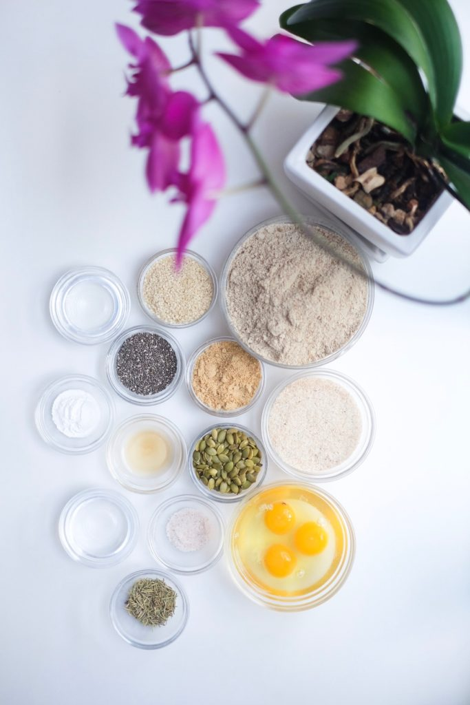 Humble Seed Loaf ingredients