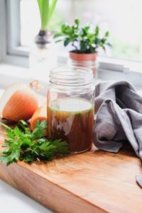Nutrient Dense Bone Broth
