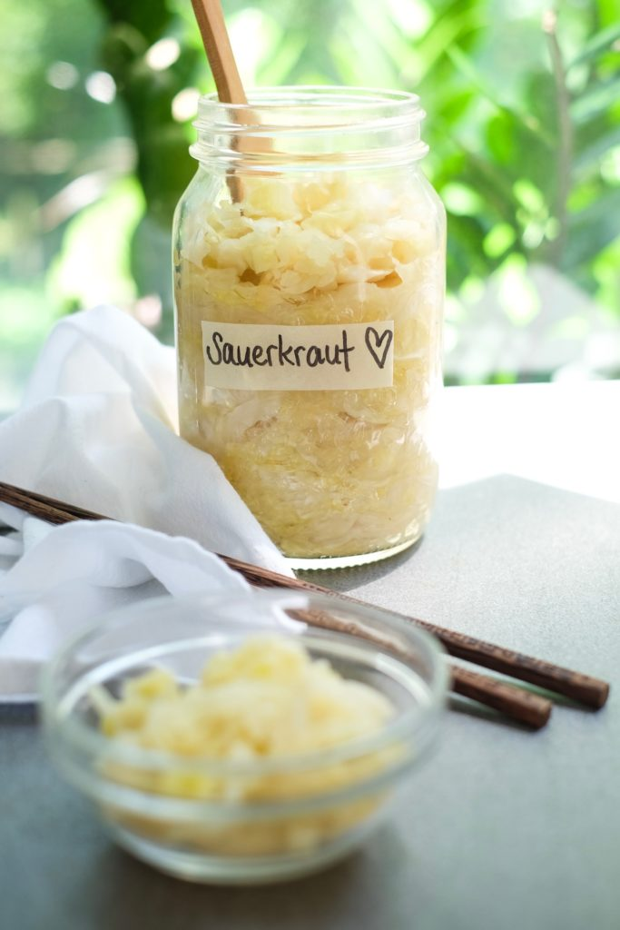 Sauerkraut (lacto-fermented Vegetable)