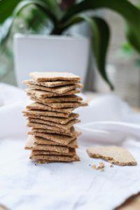 Honest To Goodness Cracker stack