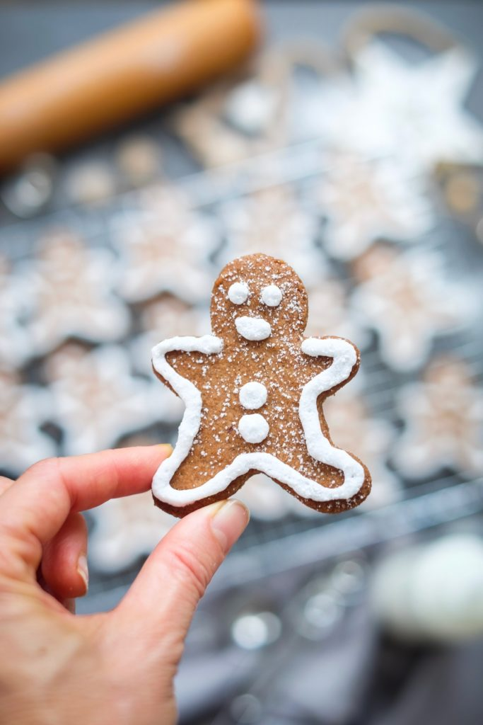 Sugar Free Gingerbread Man