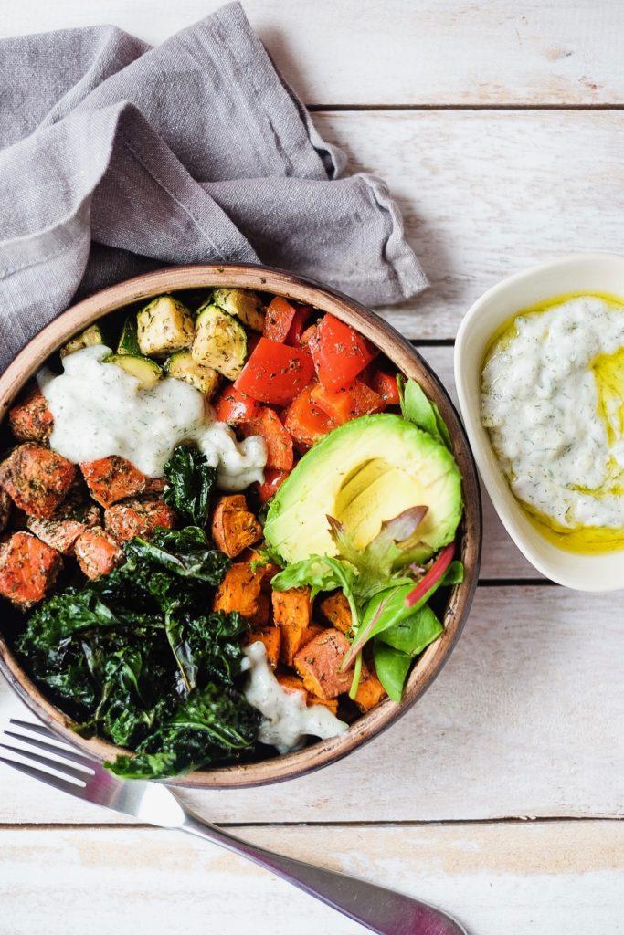 Greek Seasoning Mix in a dish