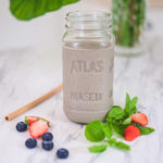 Berry-Basil Thrive Smoothie
