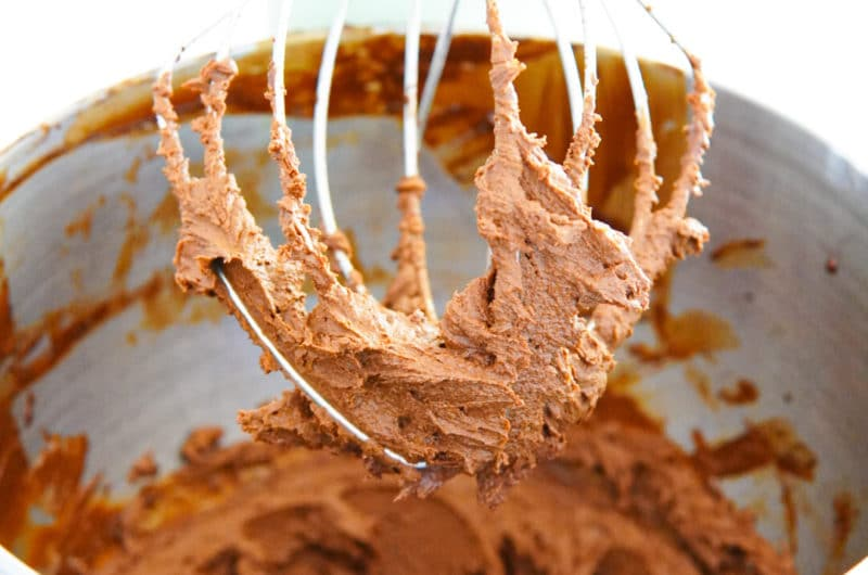 Magic Chocolate Frosting