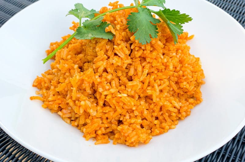 Mexican Restaurant Style Rice