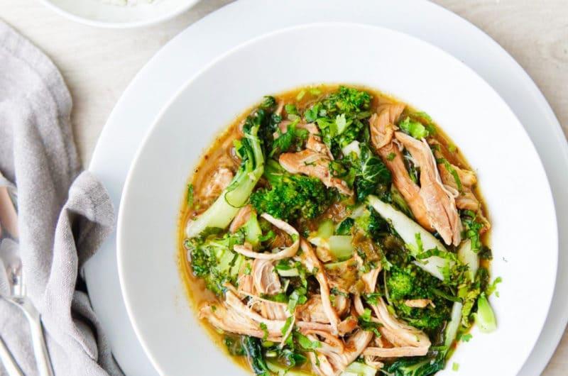 Vietnamese Slow-Cooker Casserole